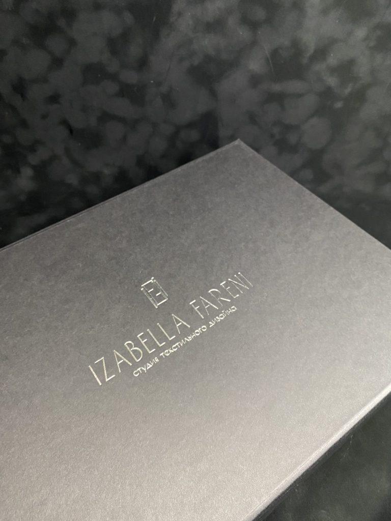 Коробка для постельного белья