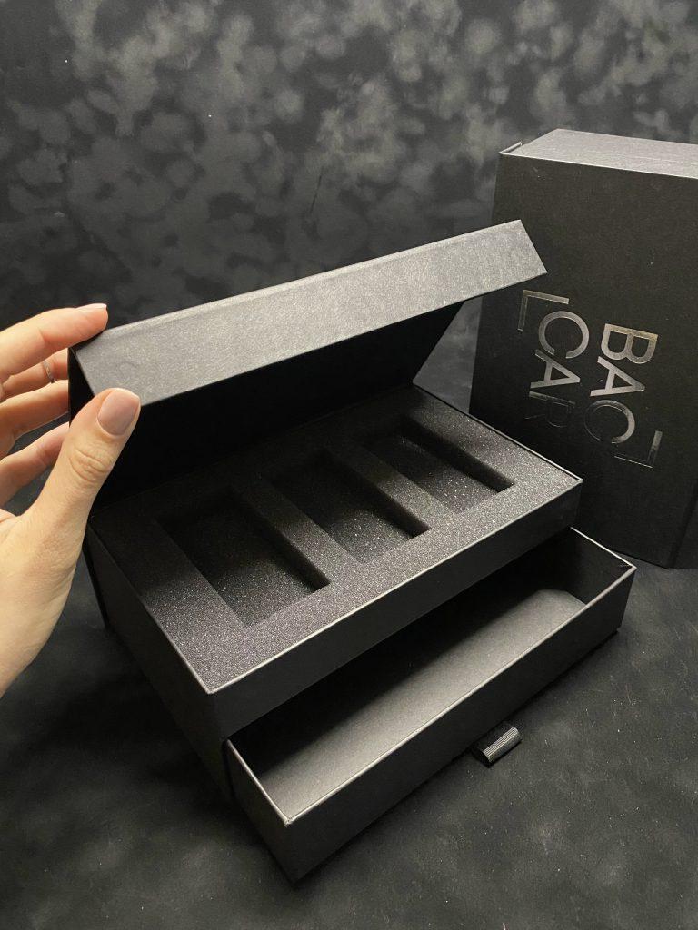 Коробка с ложементом